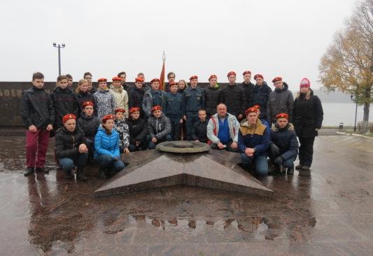 «Юность. Отвага. Спорт» и Рыбинск