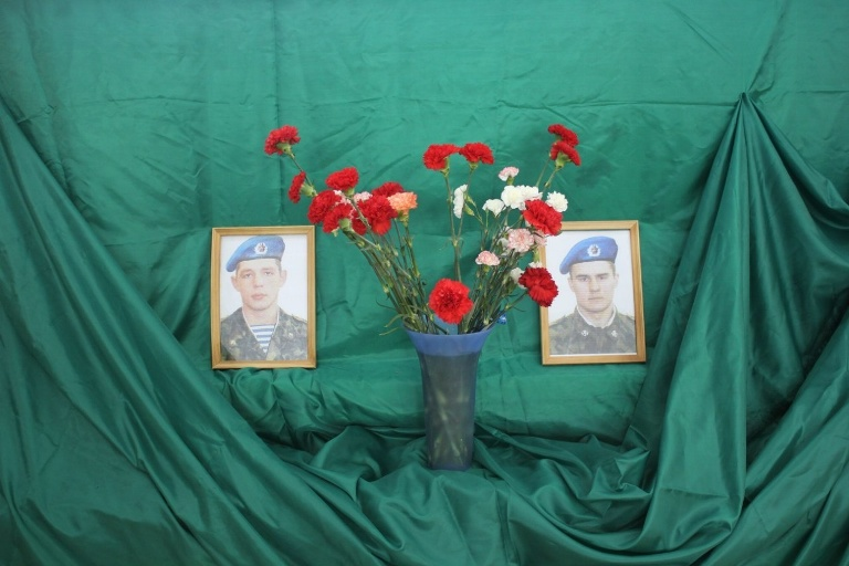 В память о героях