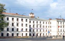 Здание речного училища