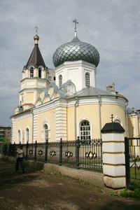 Церковь во имя святителя Тихона Задонского