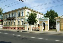 Усадьба городская Наумова
