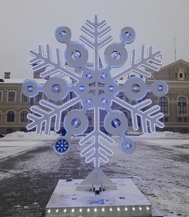Программа Рождественских и новогодних мероприятий в Рыбинске 6-7 января 2018г.