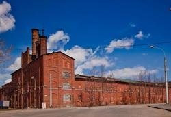 Здание пивоваренного завода «Богемия»