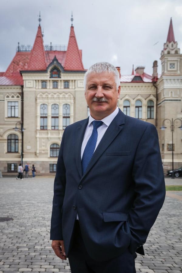 Денис Добряков победил на выборах главы Рыбинска