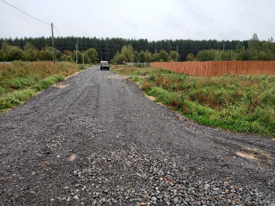 В Рыбинске строят подъездные пути к участкам для застройки