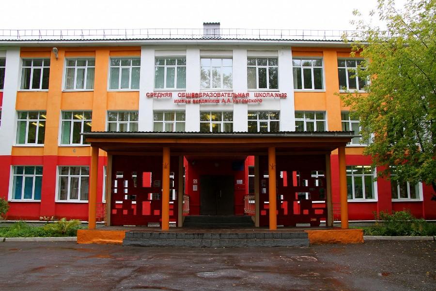 Денис Добряков посетил школу и сад, где нет тепла