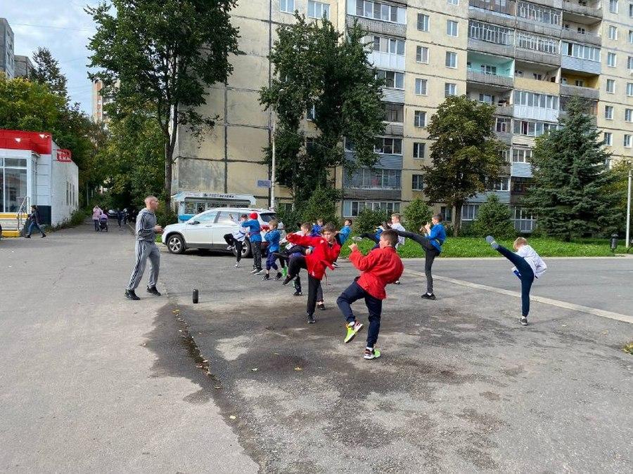 В Рыбинске спортивные школы проводят открытые уроки