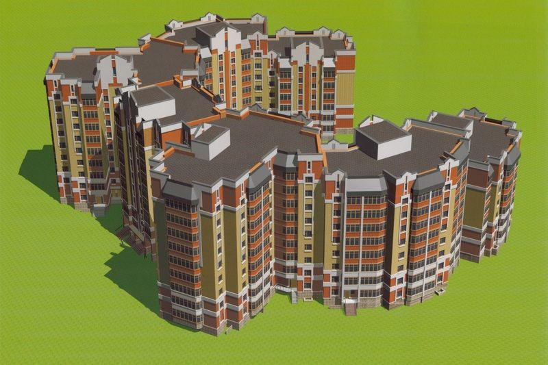 Строительство дома по госпрограмме застопорилось
