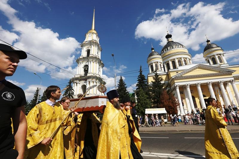 Мощи святого Федора Ушакова прибудут вКерчь при помощи МинобороныРФ