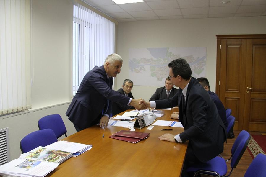 «Ростелеком» готов инвестировать в ЖКХ Рыбинска