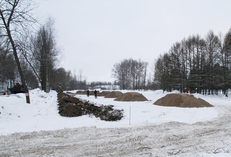 Этап первый: в Рыбинске идут работы по созданию мемориала жертвам политических репрессий