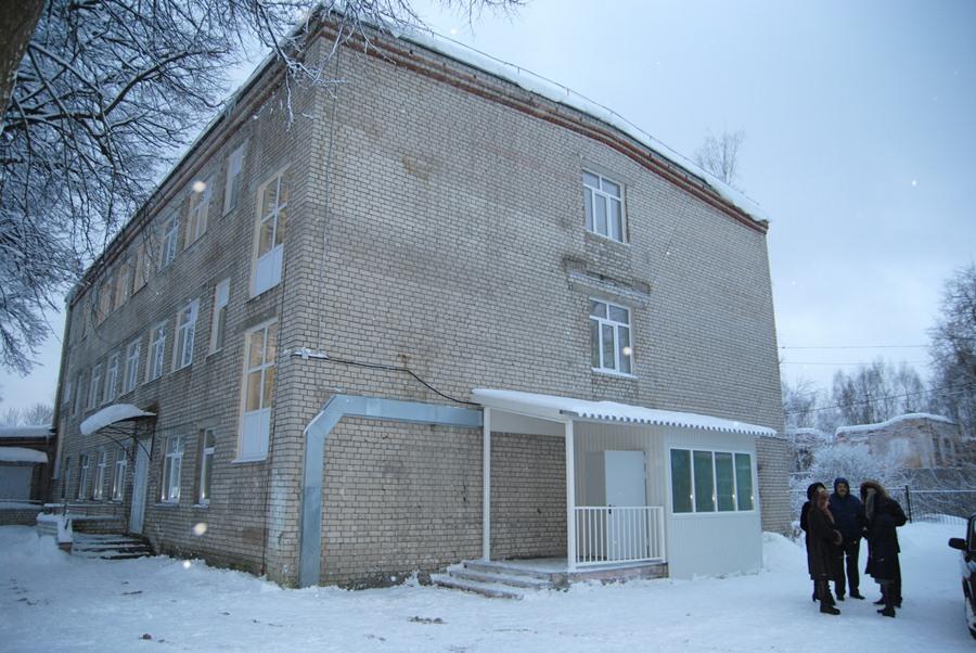В здании кадетского корпуса завершили ремонт
