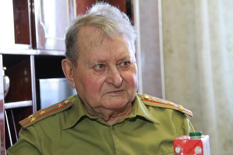 Рыбинский ветеран боевых действий отмечает юбилей