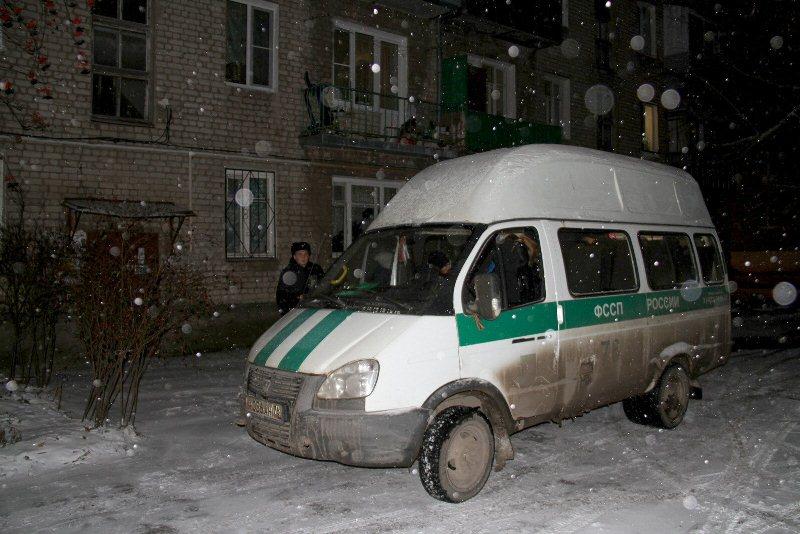 В Рыбинске прошел рейд по злостным неплательщикам