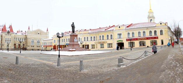 Главный архитектор области признал опыт Рыбинска образцо
