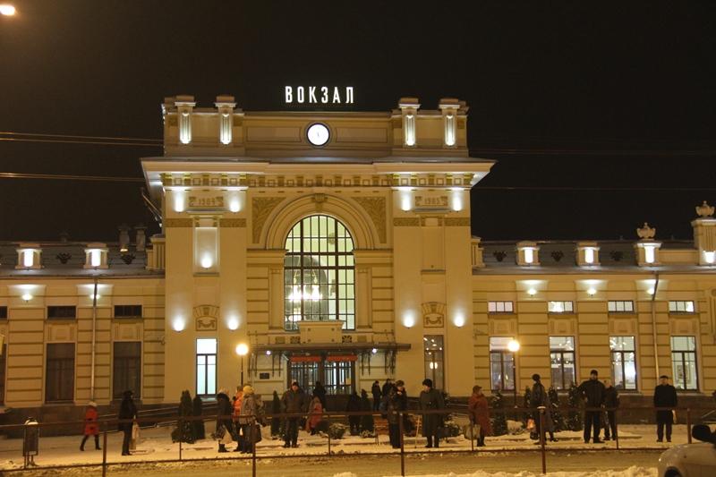 В Рыбинске в здании железнодорожного вокзала проведут мастер-класс