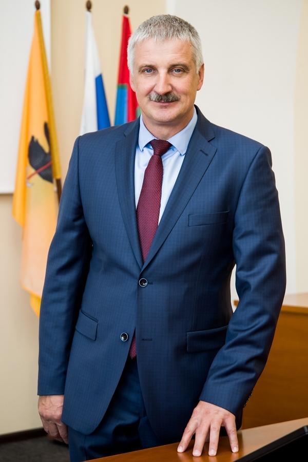 Поздравление главы города Рыбинска Д.В.Добрякова с Новым годом и Рождеством!