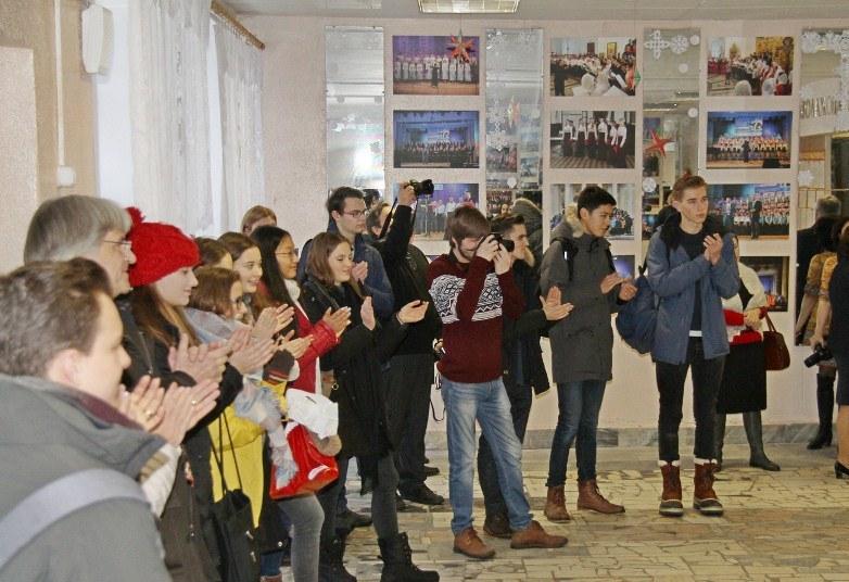 Рыбинская поющая гимназия принимает гостей из Швейцарии