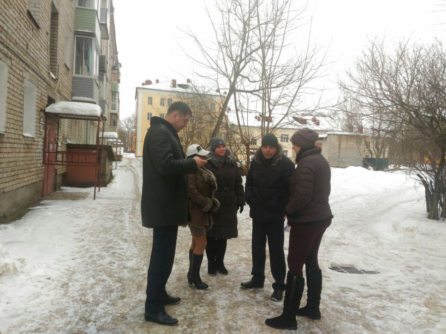 11 дворов Рыбинска готовятся к ремонту