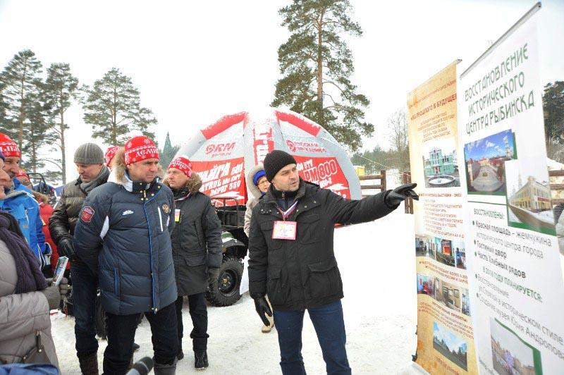 Рыбинск продолжит реконструкцию исторического центра