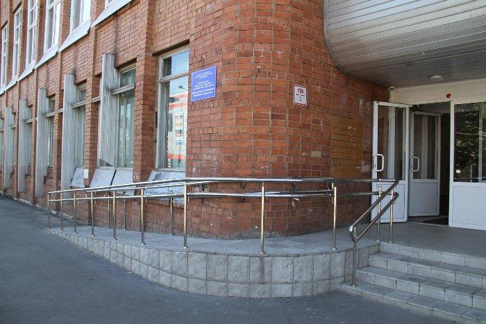 Ремонт в здании ЦДЮТТ