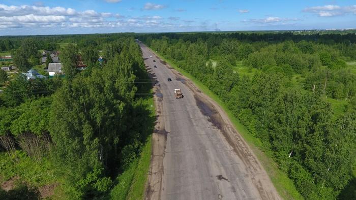 В Рыбинске пройдет ремонт крупнейших участков дороги