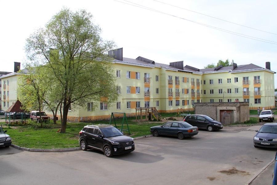 Домам на улице Щепкина необходим капитальный ремонт