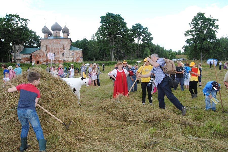 На Ушаковском фестивале воссоздадут ярмарочные гуляния средней полосы России