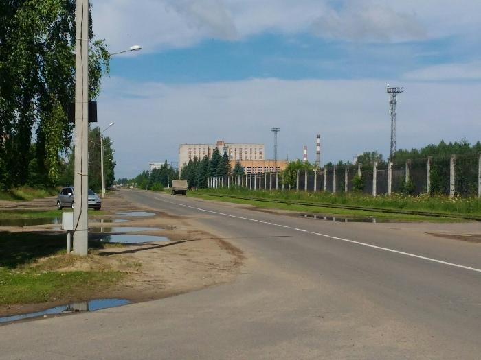На самой протяженной дороге Рыбинска начался ремонт