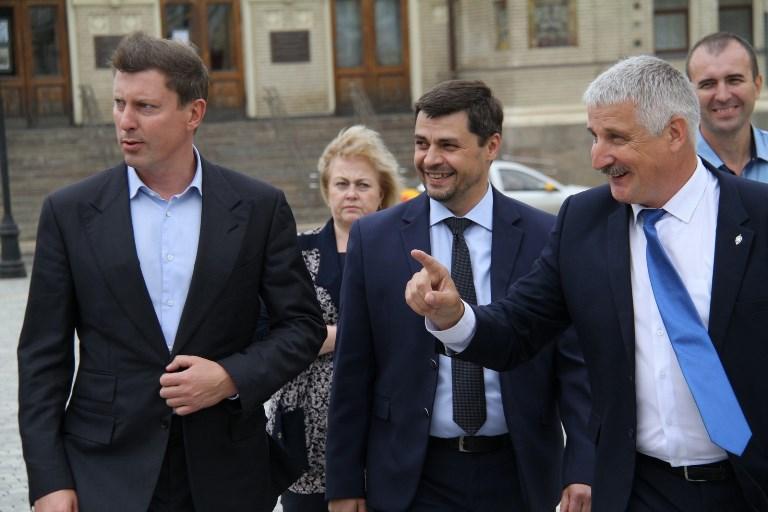 Рыбинск посетил Дмитрий Степаненко