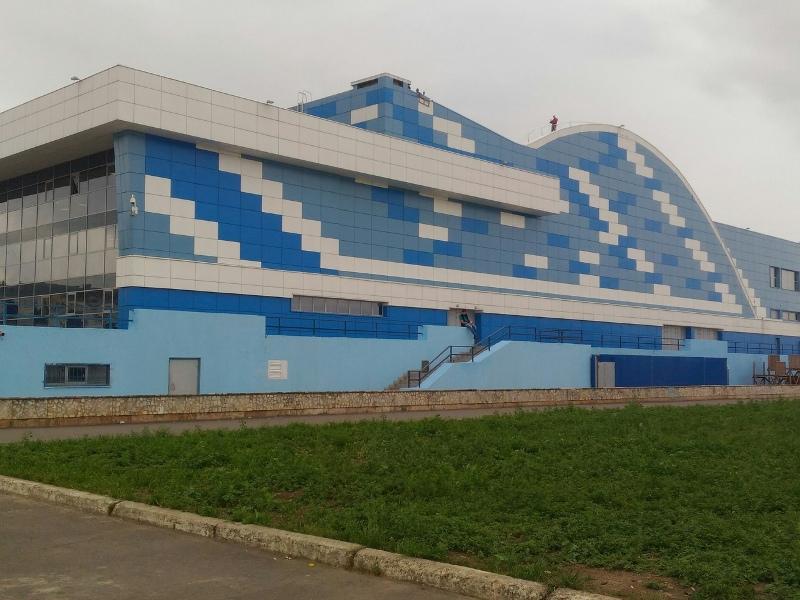 В Рыбинске на новой набережной установили камеры видеонаблюдения