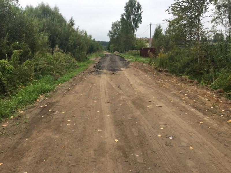 В Рыбинске приводят в порядок дороги частного сектора