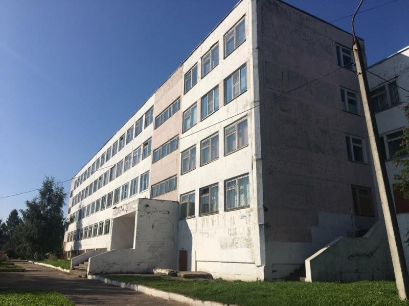 В Рыбинске завершаются работы по реконструкции лыжной базы школе №6