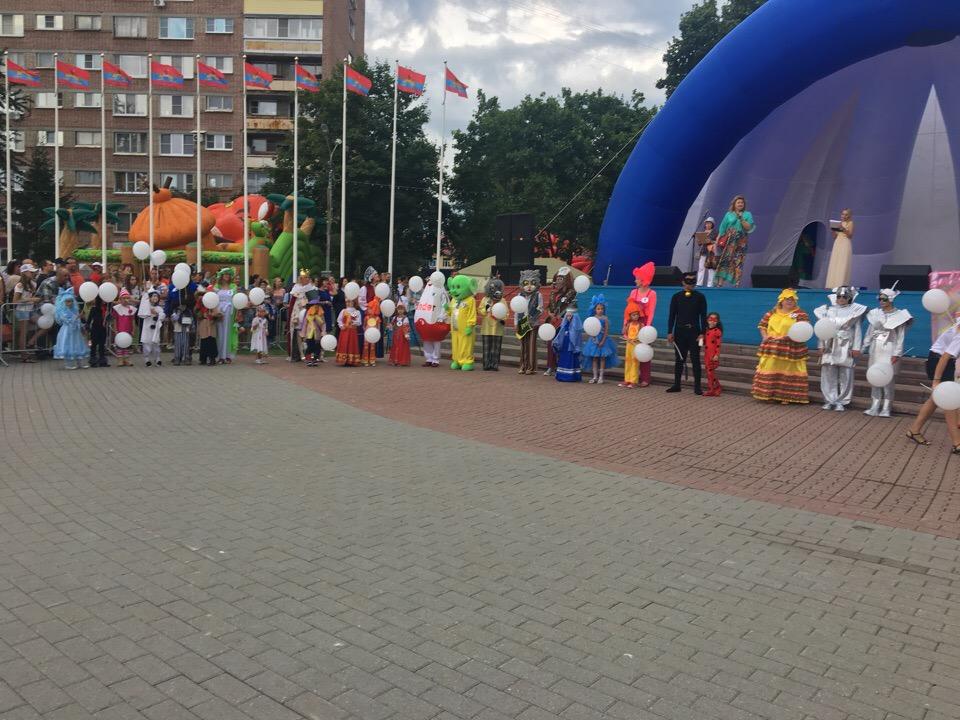Впервые в Рыбинске проходят семейные фестивали «Стильняшка» и «Вкусняшка»