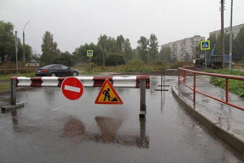 В Рыбинске приступили к строительству новой транспортной развязки