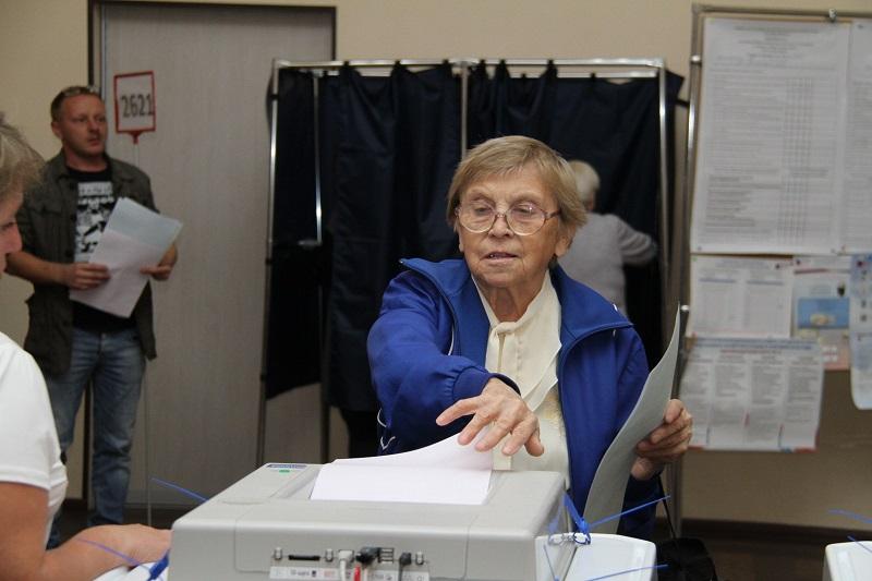 В Рыбинске выборы прошли в штатном режиме