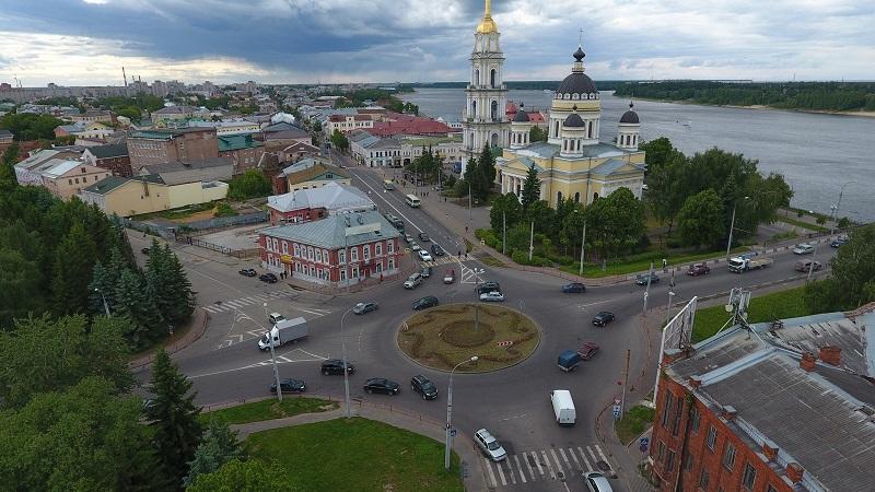 Жителям Рыбинска предлагают обсудить движение в историческом центре