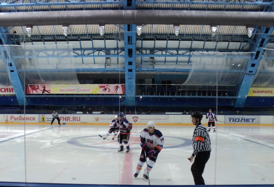 Молодежка открывает сезон в Рыбинске