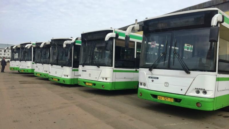 В Рыбинске вышел на маршрут автобус повышенной вместимости