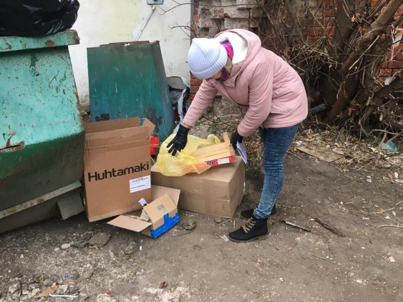 В Рыбинске привлекут к ответственности предпринимателей, не заключивших договоры на вывоз ТКО