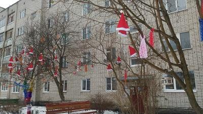 В Рыбинске объявлен конкурс «Новогодний город»