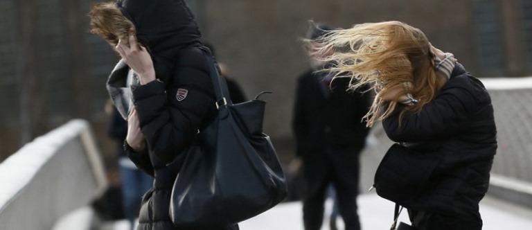 По прогнозам синоптиков к вечеру ожидается сильный ветер