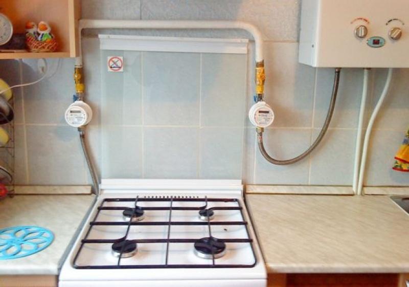 В Рыбинске в полном объеме выполнена работа по установке приборов учёта газа