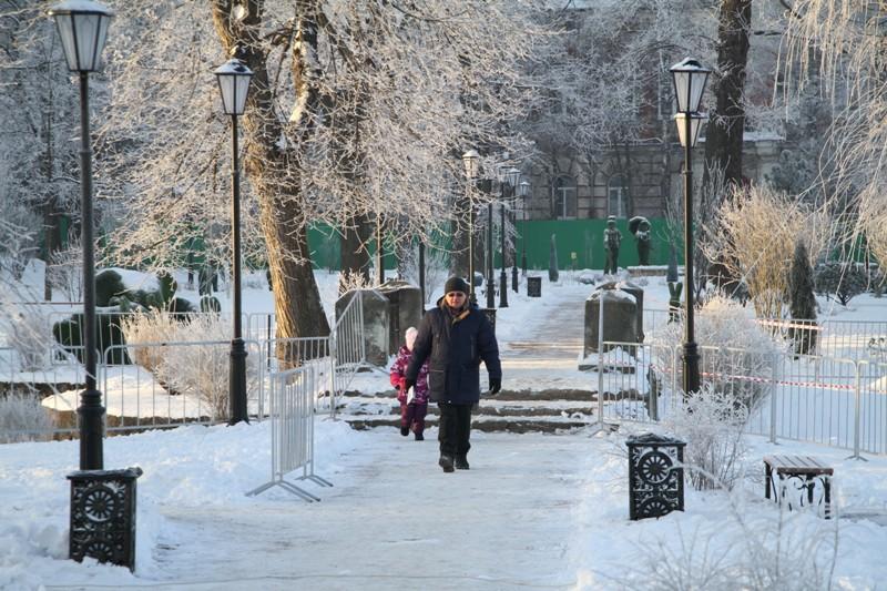 Карякинский парк открыт для посещения