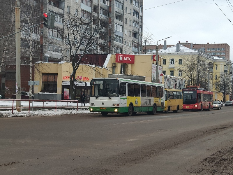 В Рыбинске изменится стоимость проезда в общественном транспорте