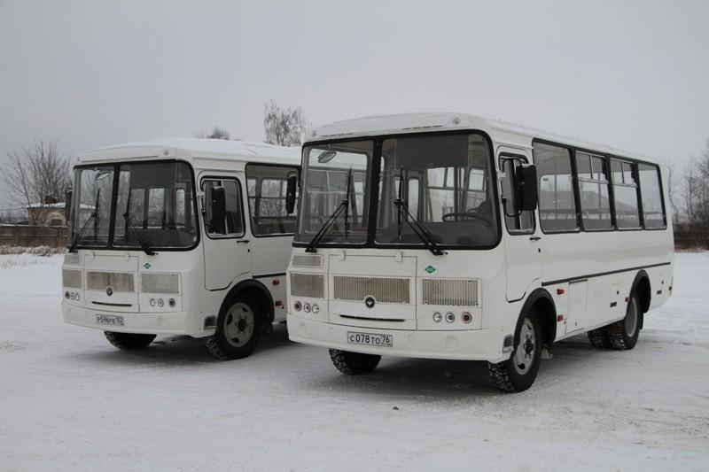 С 21 января в Рыбинске начнёт работу новый автобусный маршрут