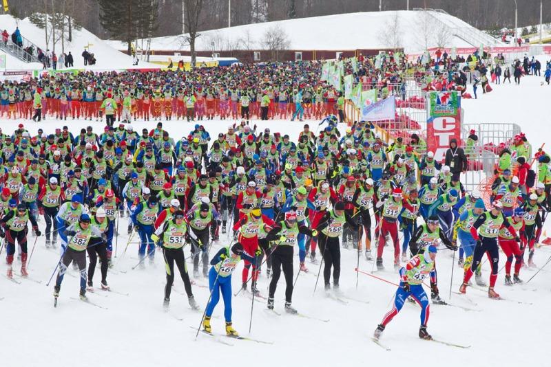 Гонки XII Деминского марафона состоятся 2 и 3 марта