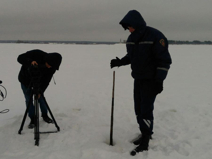 В Рыбинске на Крещение организуют купель