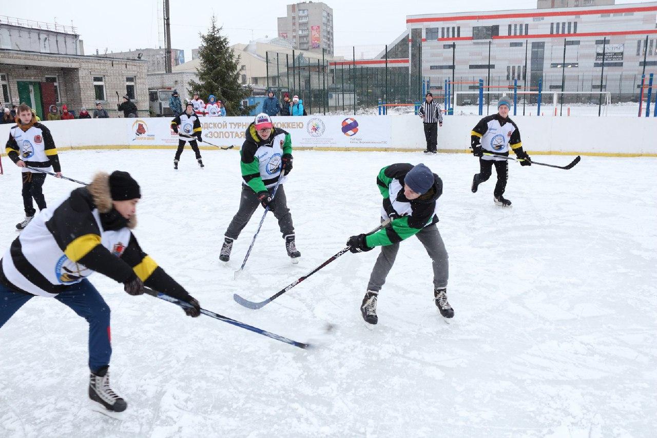 Юных хоккеистов Рыбинска поддержит Андрей Коваленко