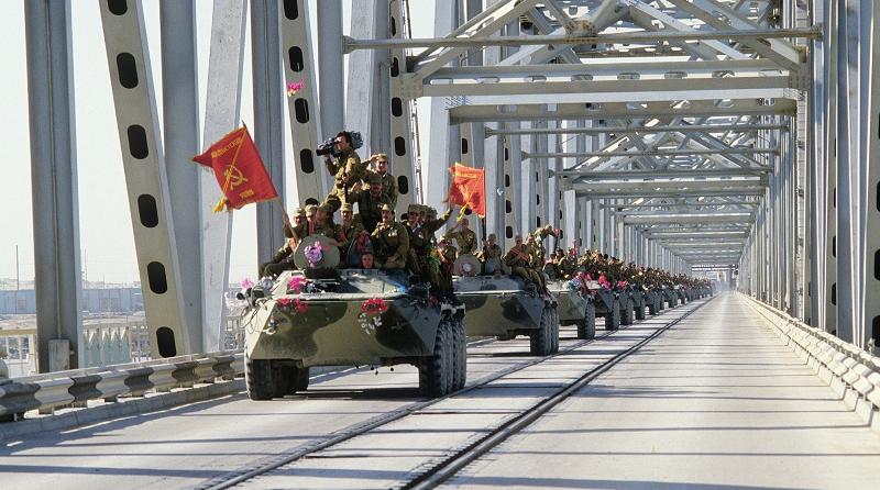 К 30-летию вывода советских войск из Афганистана